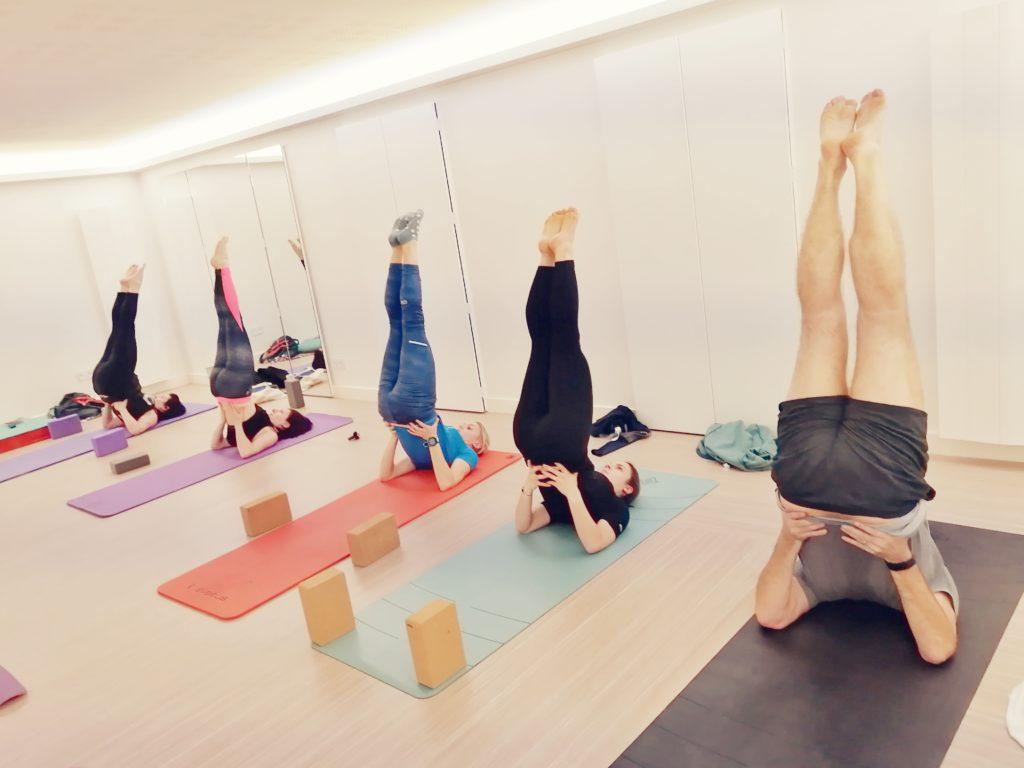 Flow yoga - cours du lundi soir