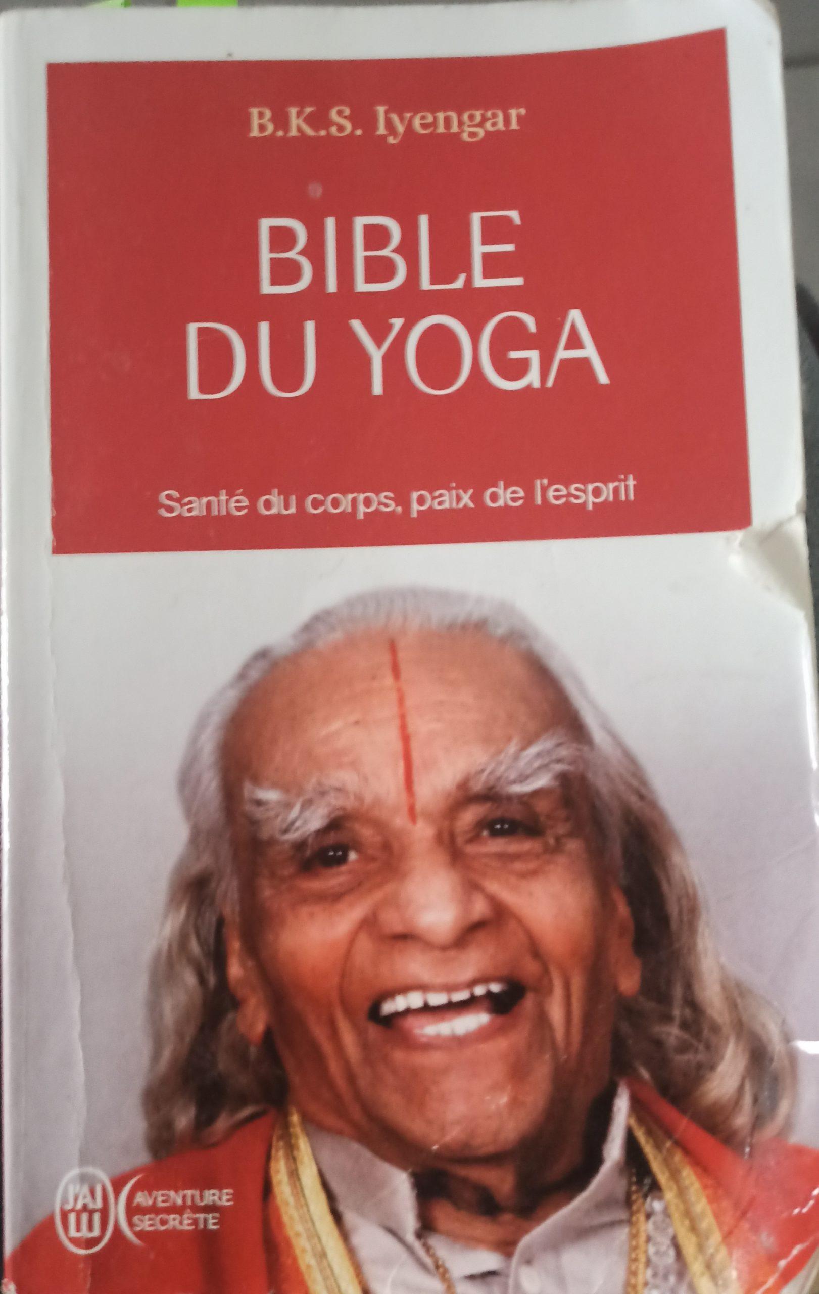 Bibliographie Yoga